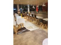 Restaurant / Cafe Table and Chairs