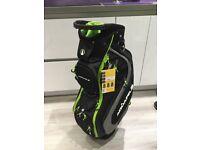 Brand new Masters icart aquapel 2 cart bag