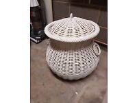 Snake Charmer Laundry Basket
