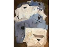 Bundle of 9 men's shirts