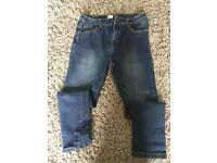 Boys jeans age 10-11years