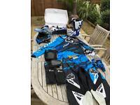 Full motor cross kit
