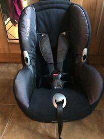 Maxi Cosi Priori childs car seat, very good condition