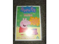 Peppa Pig - New Shoes and Other Stories (Vol 3) DVD