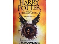 Brand new - Harry Potter and the Cursed Child - never read (Hardback)