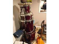 Premier XPK 4 Piece Shells Drumkit + Optional Hardware/Cymbals