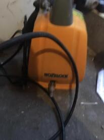 Hozelock pressure washer
