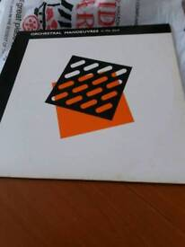 OMD 1ST LP IN VYNIL