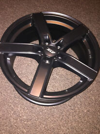 "ATS Emotion brand new Alloy wheels 18"" inch x 8j 5x114.3 Renault espace megane alloys wheel"
