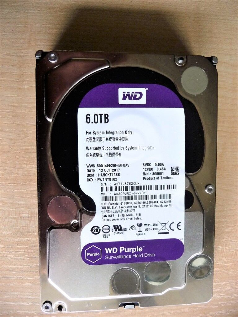 Info Harga Seagates Prime Day Discounts Include A Bunch Of Internal Nicholas Keith Carlton 40mm Date Nk7005 6tb Western Digital Purple Hdd Wd60purz For Surveillance Or Nas