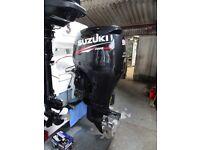 2013 SUZUKI DF90A LONG SHAFT OUTBOARD