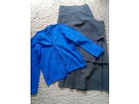 Girl's School Uniform aged 8-9 years
