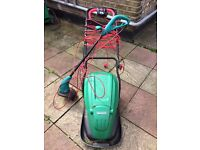 Lawn mower and strimmer for sale