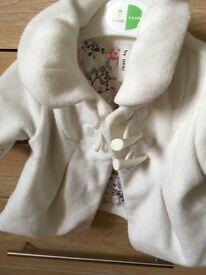 3-6 month Baby Girls coat