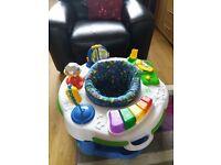 Leapfrog baby activity station