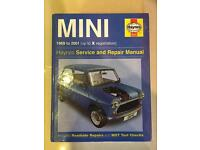 Haynes service / repair manual - Classic Mini
