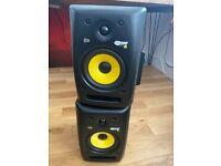 KrK Rokit 6 Speakers (pair)