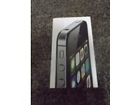 APPLE iPHONE 4S IN GOOD CONDITION WITH CHARGER UNLOCKED