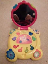 M&S Musical Mirror Toy