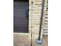 Trakker Carp landing net pole handle 2m long ( approx) - as new
