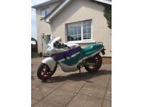 Honda CBr 600f-l