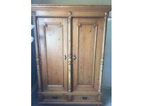 Wooden Wardrobe For Sale!!!