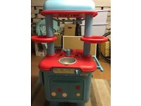 Early learning centre toy kitchen