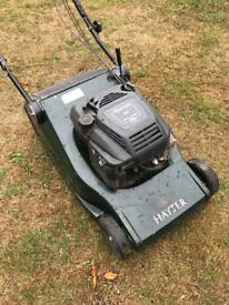 Hayter harrier 48 Petrol lawnmower