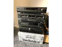 Technics hifi separates full size