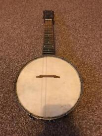 Ukulele Banjo (Banjolele