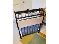 Single Guest Folding Bed - Jay-Be Revolution e-Fibre