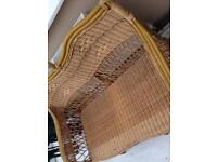 wicker style sofa conservatory furniture