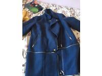 Blue/denim coat