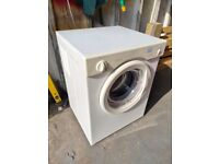 Tumble dryer 3kg small space saving model half size white knight