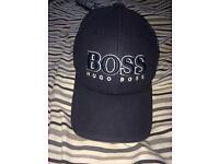 Hugo boss cap.