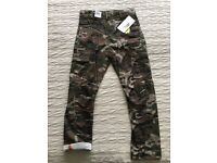 8-9 yrs old brand new M&S trousers/jogging bottoms (worth £82); bundle or individual items)