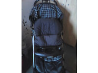 Graco Quattro Pushchair