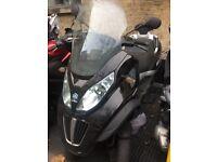 2011 PIAGGIO MP3 LT 300cc (LOST KEY) £1249