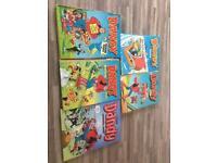 Vintage Dandy book collection
