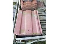 Reclaimed Redland Renown Roof tiles