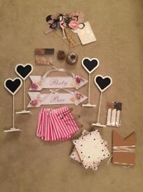 Wedding reception / party bundle