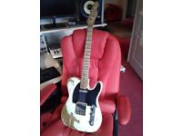 Relic Early Telecaster Recreation.