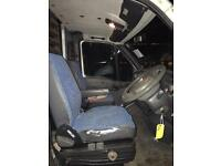 Iveco daily minibus breaking