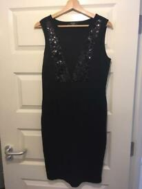 Black dress size 12