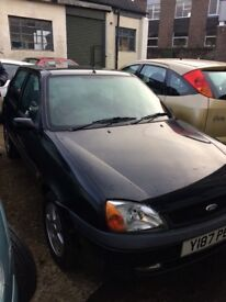Ford Fiesta 1.25 freestyle 5dr - 4 new tyres, full tax and MOT