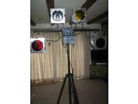 DISCO/STAGE LIGHTING KIT