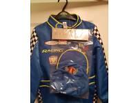 Racing car dressup costume