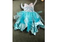 Disney Shop Dress 5/6Y Periwinkle