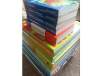 Range of Various Educational Books (New/ Unused)
