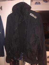 XL superdry coat